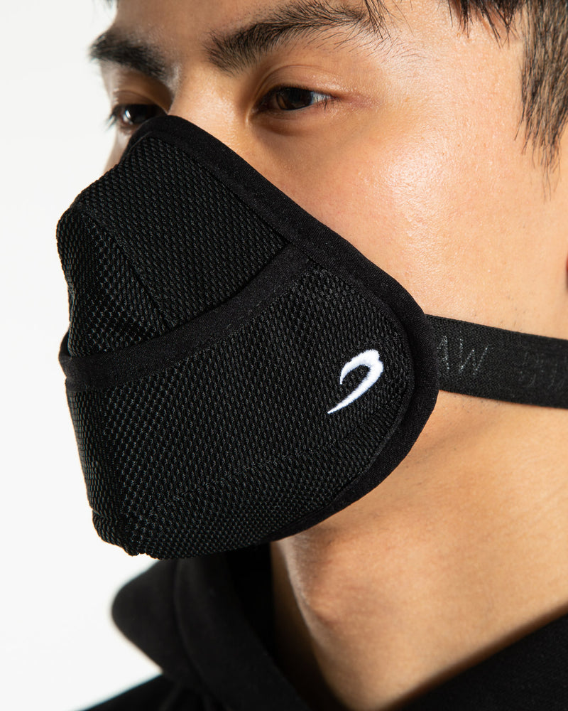 BOXRAW Mask - Black