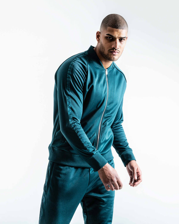 Whitaker Jacket - Green | BOXRAW