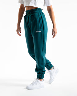 Johnson Bottoms - Teal