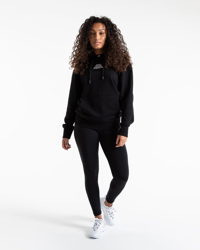 Established Unisex Hoodie - Black