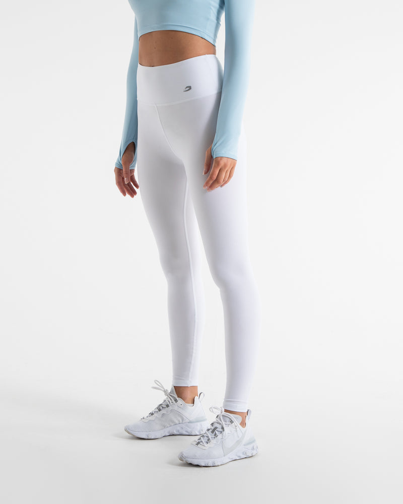 Velez Leggings - White