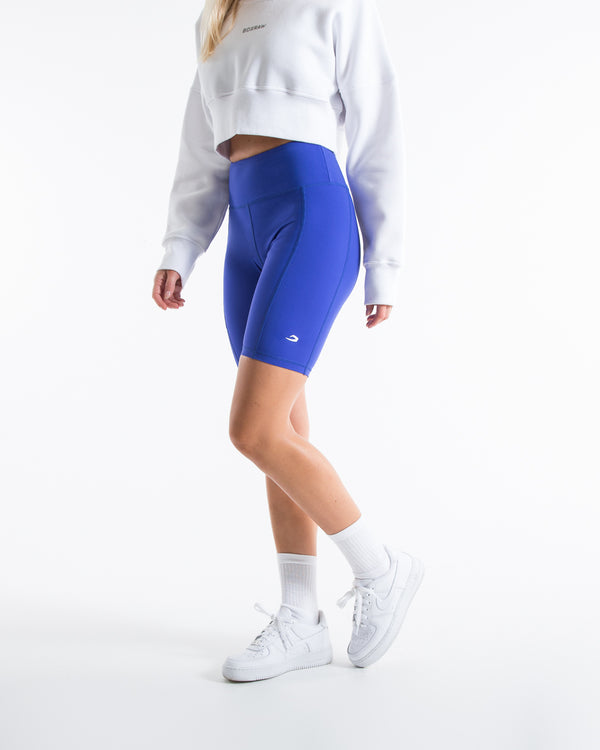 Velez Cycling Shorts - Electric Blue