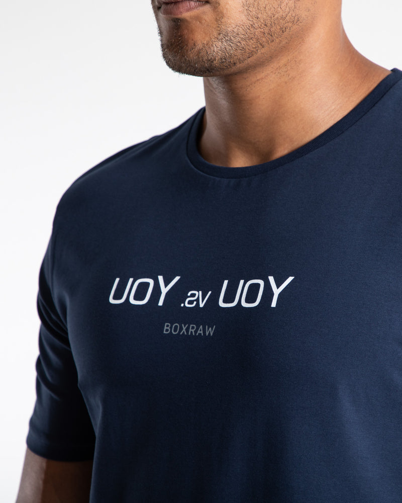 You Vs. You T-Shirt - Navy