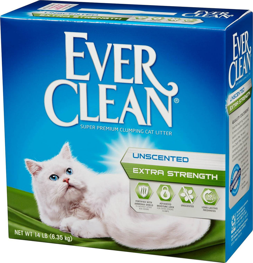 Everclean Unscented litter