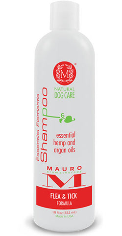 Mauro Essential Elements Flea Shampoo