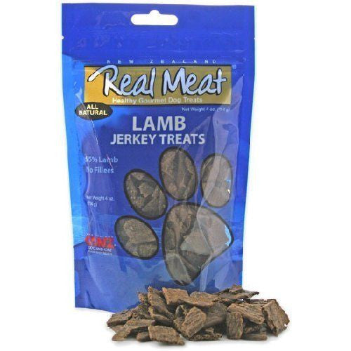 Real Meat All Natural Lamb Jerky treats