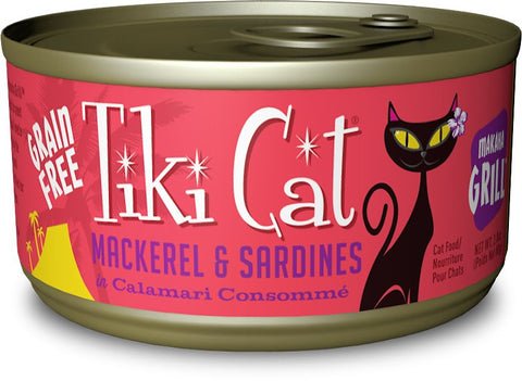 Tiki Cat Mackeral & Sardine
