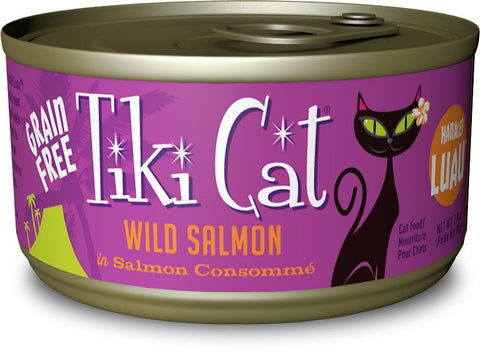 Tiki Cat Wild Salmon