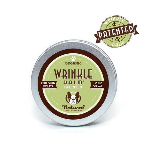 Natural Dog Company Wrinkle Balm Tin