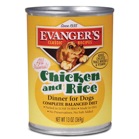 Evangers Classics Chicken & Rice