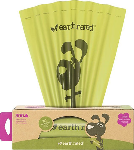 Earth rated 300ct bulk Poop Bags
