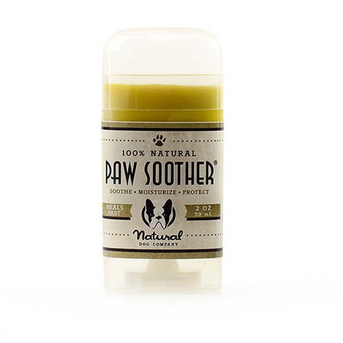 Natural Dog Company Paw Soother Stick