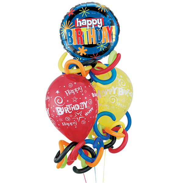Happy Birthday Balloons Delivery