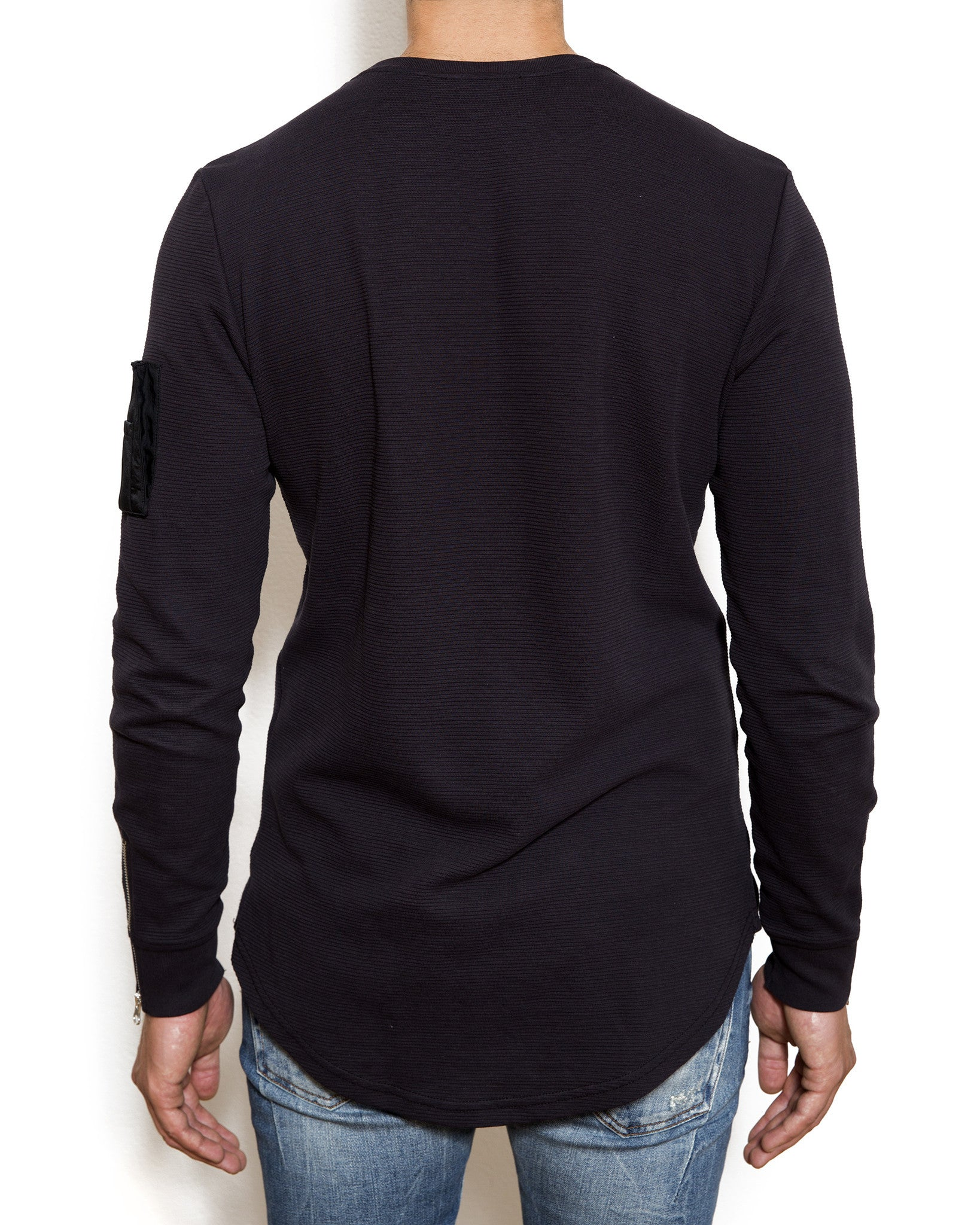 KL2 TEXTURED JUMPER