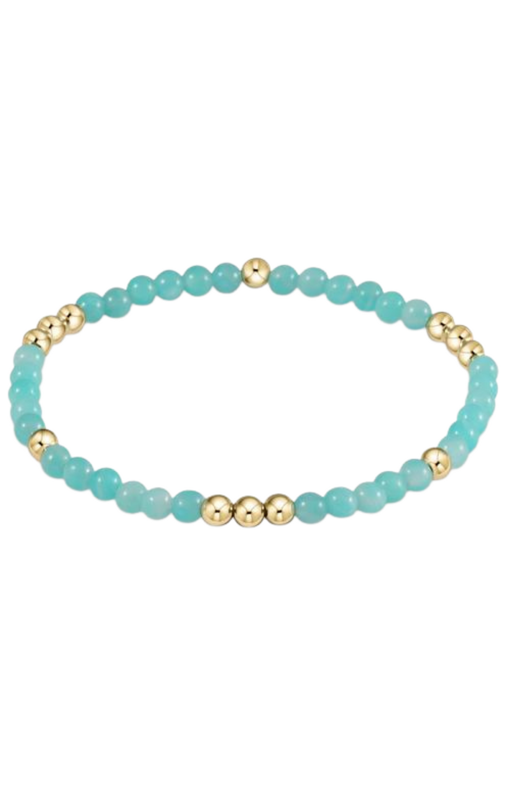 Enewton - Worthy Amazonite Bracelet 4mm