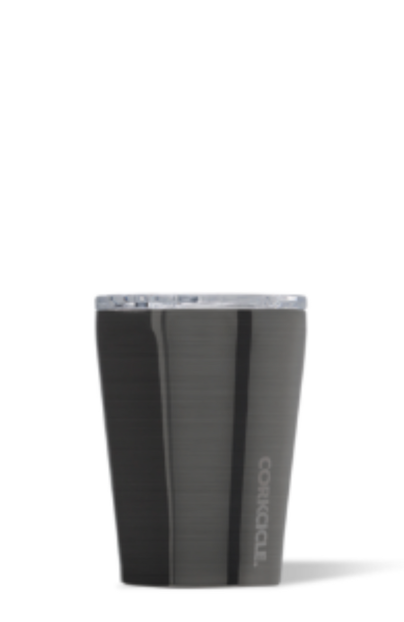 Corkcicle - 12oz Metallic Tumbler Gun Metal