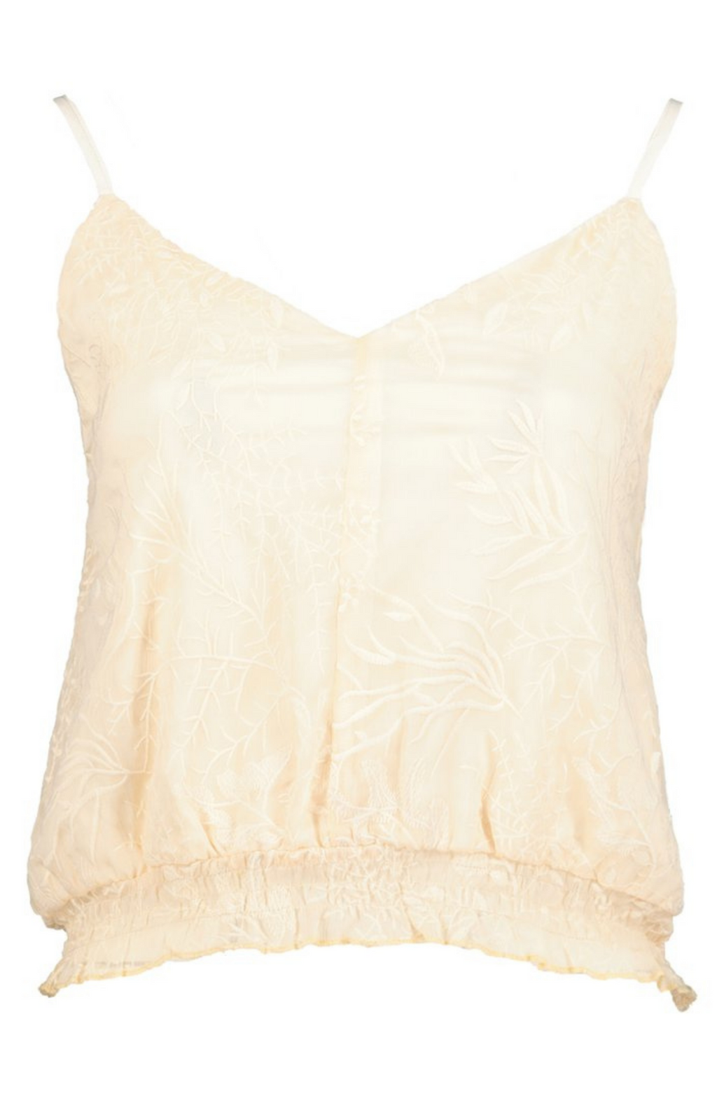 Bishop and Young - Smock Waist Cami