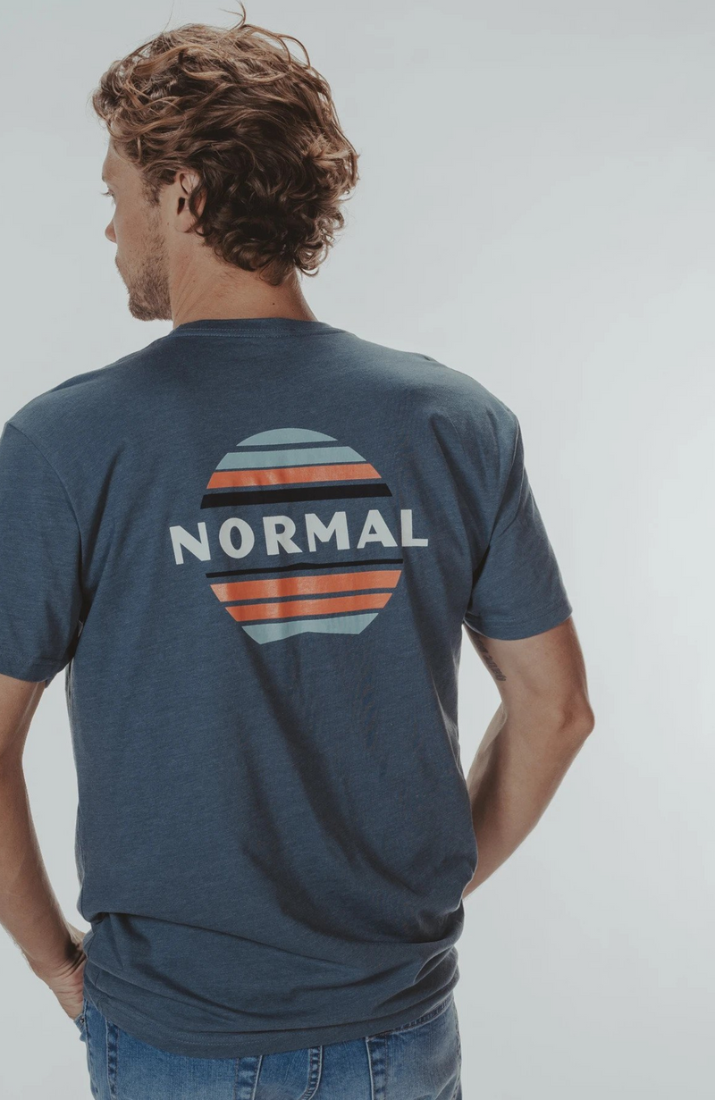 The Normal Brand - Sunset T Shirt