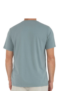Free Fly - Short Sleeve Bamboo Heritage Henley