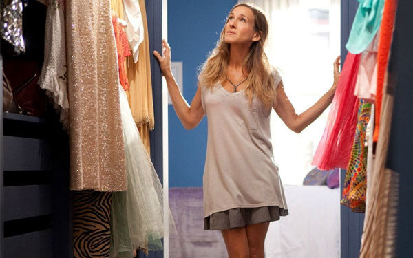 10 Reasons you have a closet full of clothes, but nothing to wear