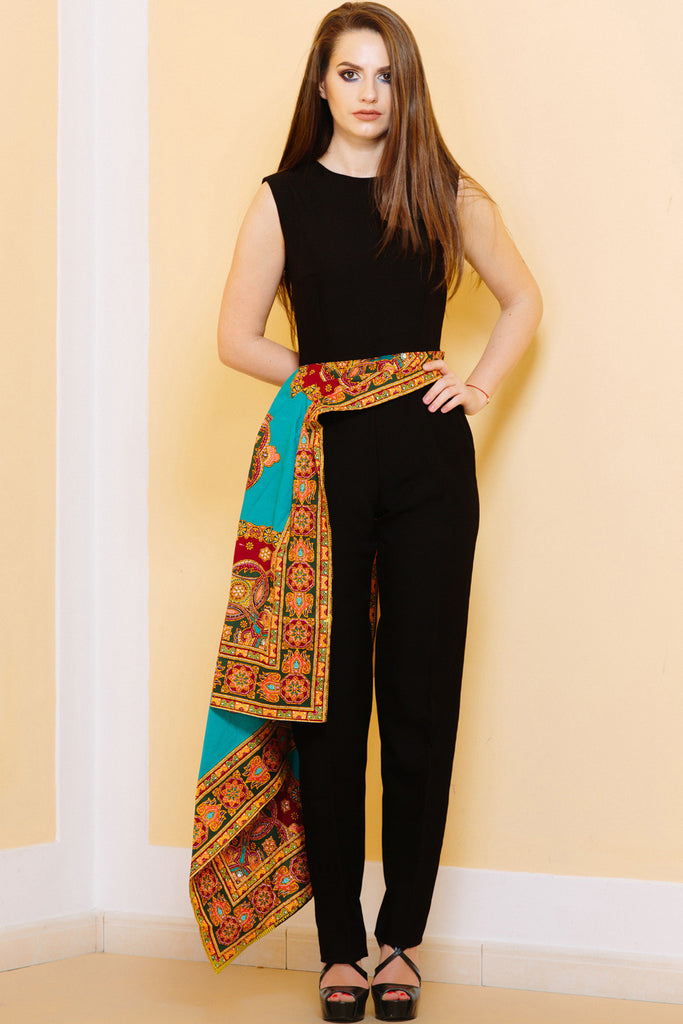 Around the World Jumpsuit