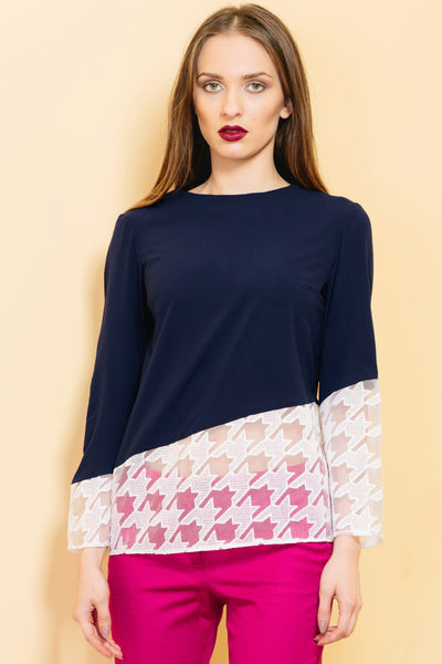 Mad About You Blouse