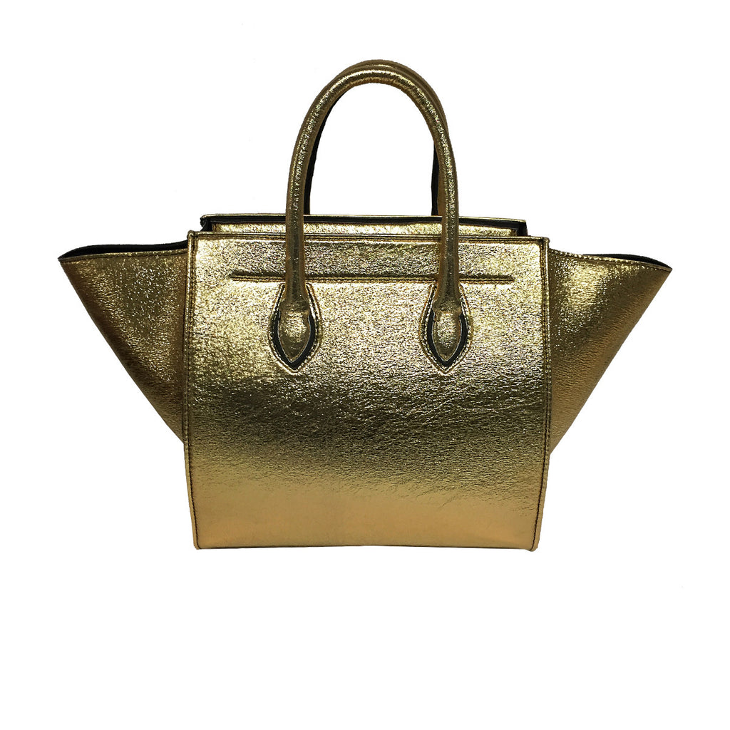 Bags - Bag in Gold -  Thalassa Boom - 2