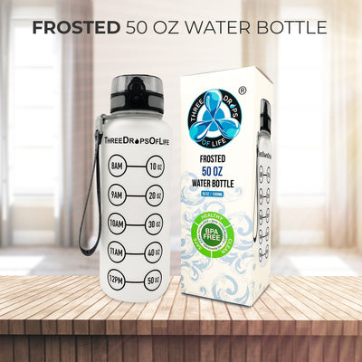 50oz Water Bottle
