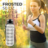 Time Tracking Water Bottle
