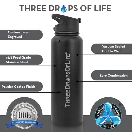 Double Wall Insulated Bottle