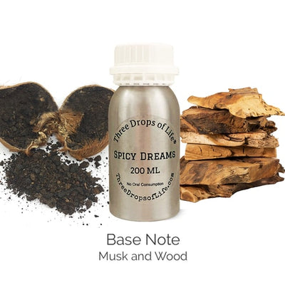 Spicy Dream Diffuser Oil