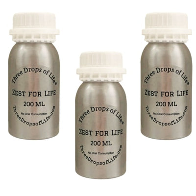Zest for Life Aromatherapy