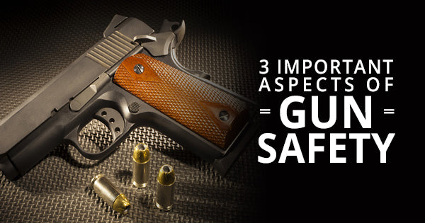 Buying a Gun? Don't Forget About These 3 Important Aspects