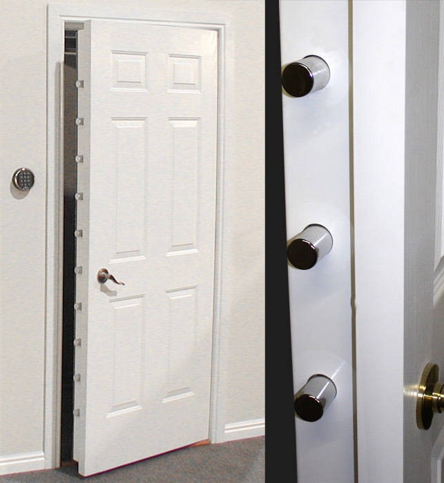 Browning Security Doors: Peace of Mind with Built-in Concealment