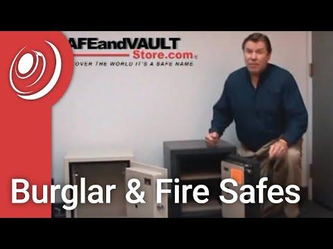 Burglar & Fire Safes Video