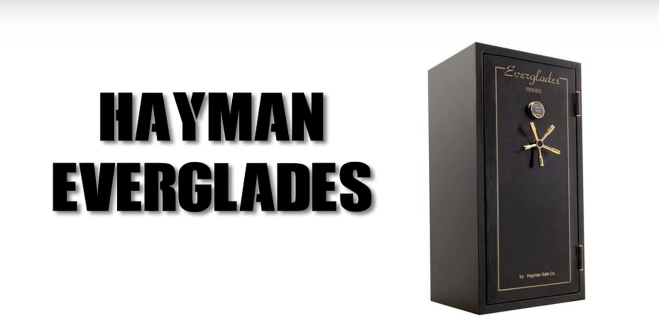 Hayman Everglades RSC Gun Safes Video