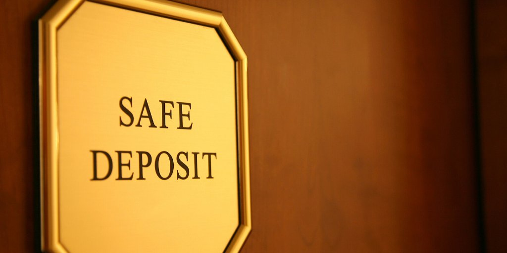 SHOULD YOU GET AN IN-HOME SAFE OR A SAFETY DEPOSIT BOX?