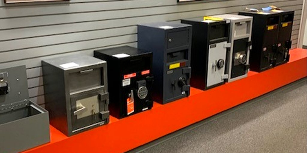 Types of safes your new business may need