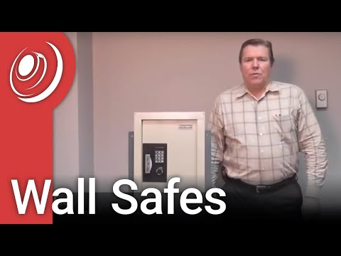 Wall Safes Video with Dye the Safe Guy