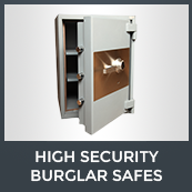 High Security Burglar Safes