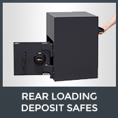 Rear Loading Deposit Safes