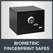 AMSEC Biometric Fingerprint Safes
