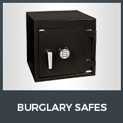 AMSEC Burglary Safes
