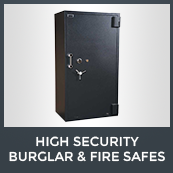 AMSEC High Security Burglar & Fire Safes