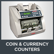 Coin & Currency Counters