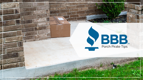 Porch Pirates and how to avoid them