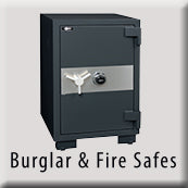 Burglar Fire Safes Icon