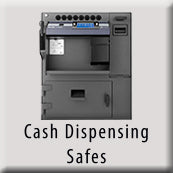 Cash Dispensing Safes Icon