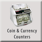 Coin & Currency Counter Icon