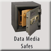 Data Media Safes Icon